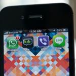 Trasferire Messaggi VIBER, KIK e LINE tra iPhone, Android e Computer