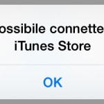 iPhone non si connette a App Store?
