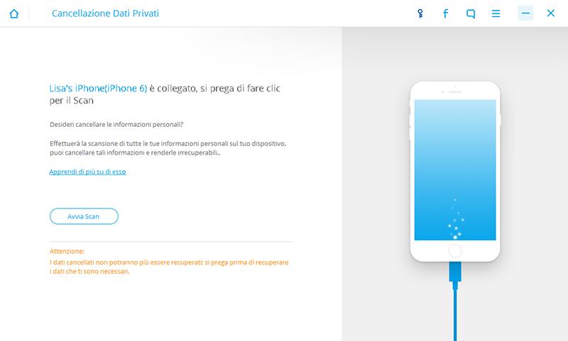 DrFone per iOS