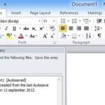 Come Recuperare File Word (doc o docx) Perso o Cancellato?