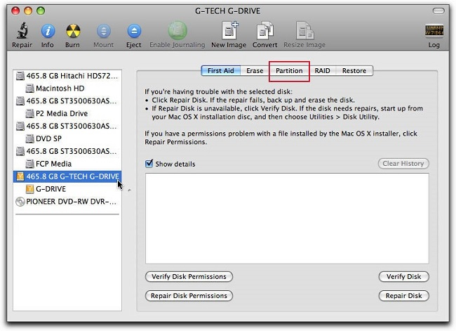 how to format e drive to windows from mac