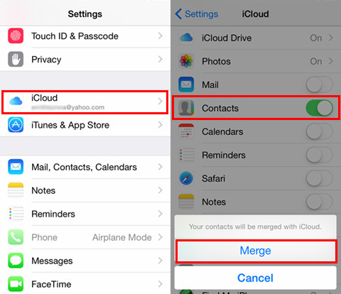how to add google contacts to iphone come gestire contatti su icloud softstore sito 1472