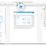 Convertire file Pages in PDF