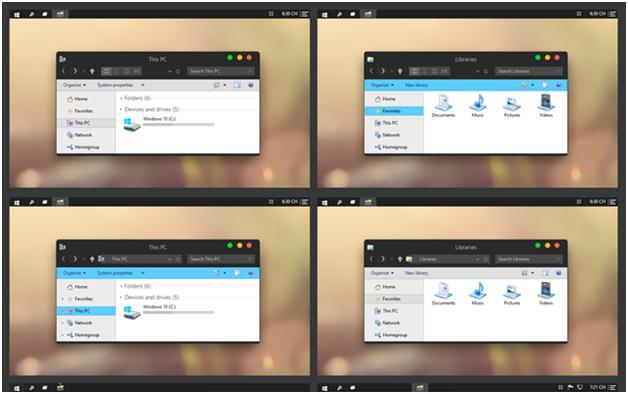 I Migliori Temi Gratis Per Windows 10 Softstore Sito