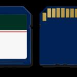 Scheda SD vuota o file system non supportato?