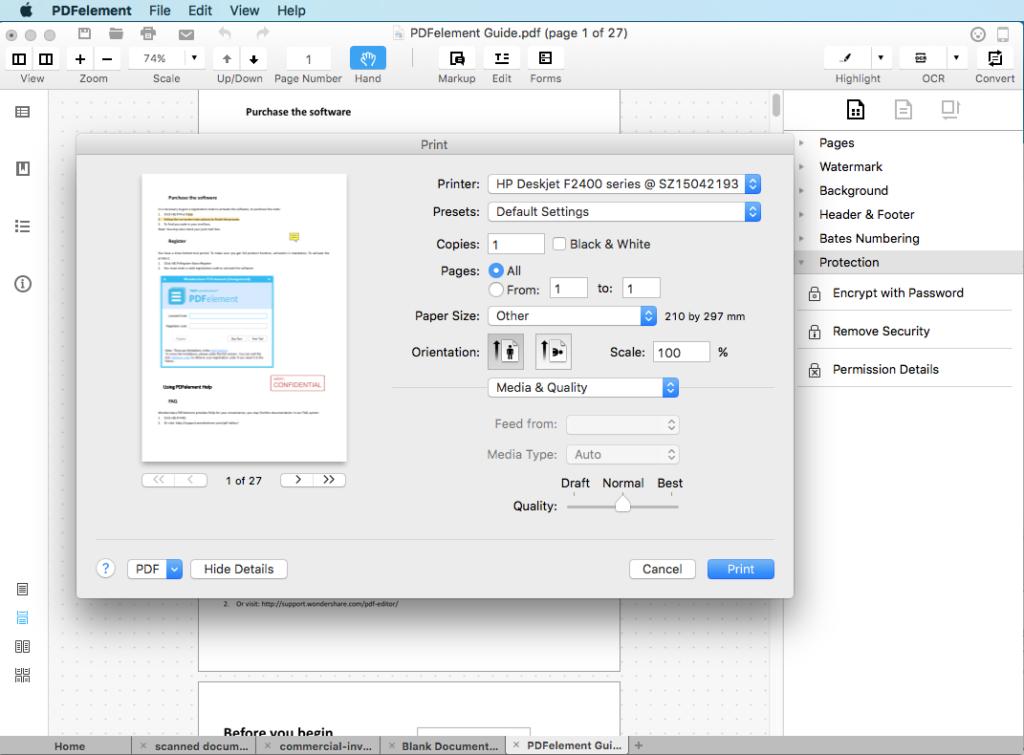 Convertitore PDF gratuito