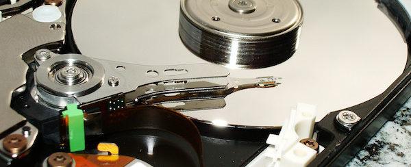 disco danneggiato