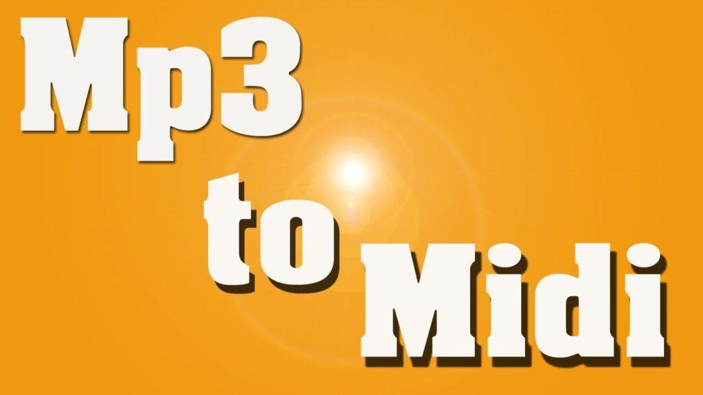 Convertire mp3 in midi possibile softstore sito - Differenza tra mp3 e mp4 ...