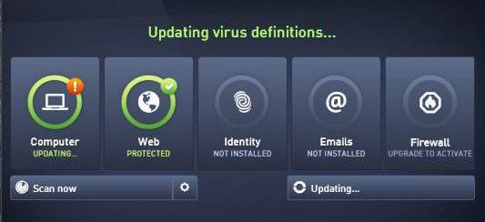 Antivirus gratis e leggero scarica
