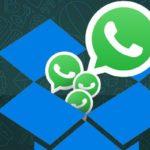Fare Backup Whatsapp su DropBox