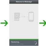 Trasferire Chat Whatsapp da Blackberry a Android