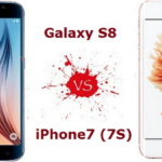 Galaxy S8 Vs iPhone 7: Differenze e Caratteristiche