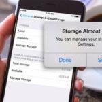 Memoria Piena iPhone… ma non è Vero?