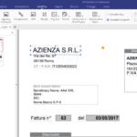 Compilare e Modificare Fattura PDF Editabile