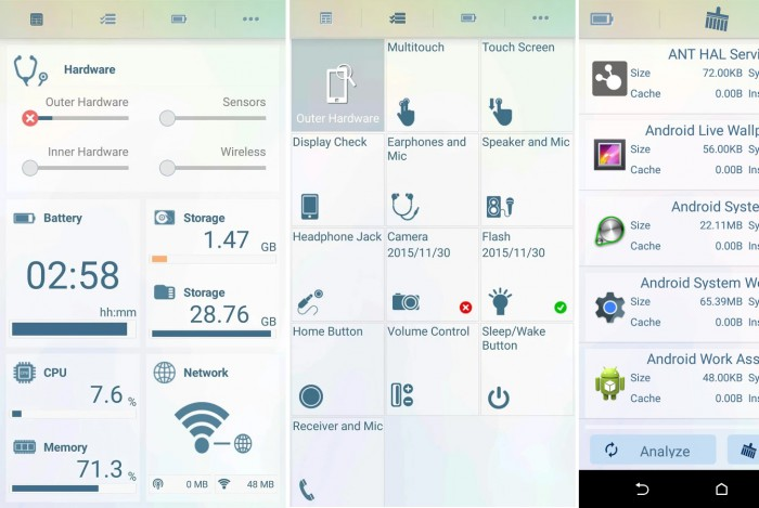 android repaie software phone doctor plus