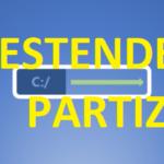 Come Estendere Partizione C (partizione di sistema)