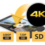 Come Convertire Video 4K in HD (1080p)
