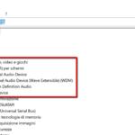 Risolvere Problemi Audio Windows 10