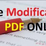Come Modificare PDF Online (e gratis)