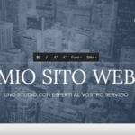 Come Creare Un Sito Web Gratis con Webnode