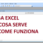 VBA Excel: Cos'è e a Cosa Serve?