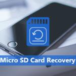 Recuperare Dati da Micro SD