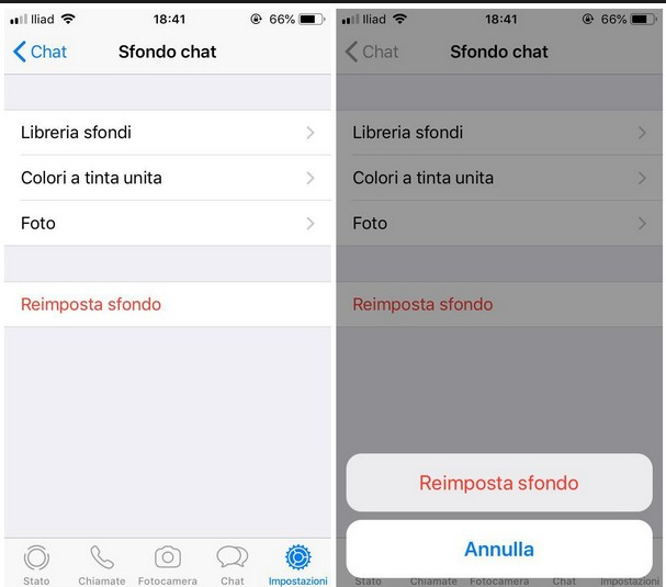 Cambiare Sfondo Whatsapp Sfondi Per Whatsapp Gratis Softstore
