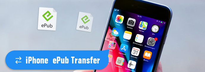 how to transfer epub to ipad