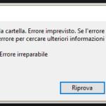 Errore 0x8000ffff Windows: Come Risolvere?