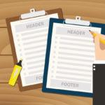 Aggiungere o Modificare Intestazione e Piè di Pagina PDF