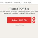 PDF non si Apre? Ecco come ripararlo online!