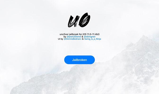 Jailbreak iPad without Computer unc0ver