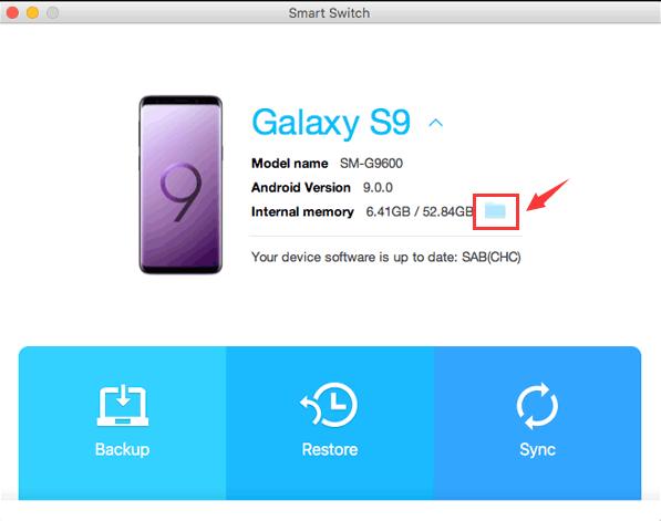 smart switch on mac