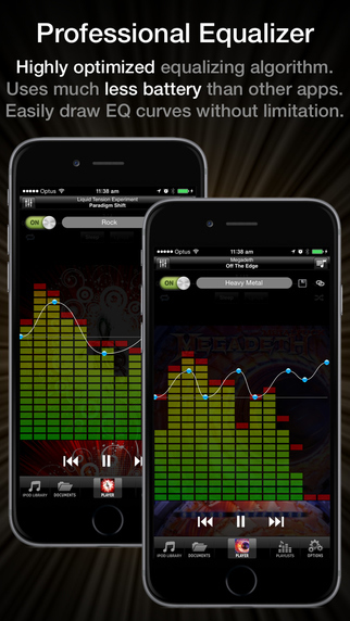 Volume Boost Apps for iPad: Equalizer Pro