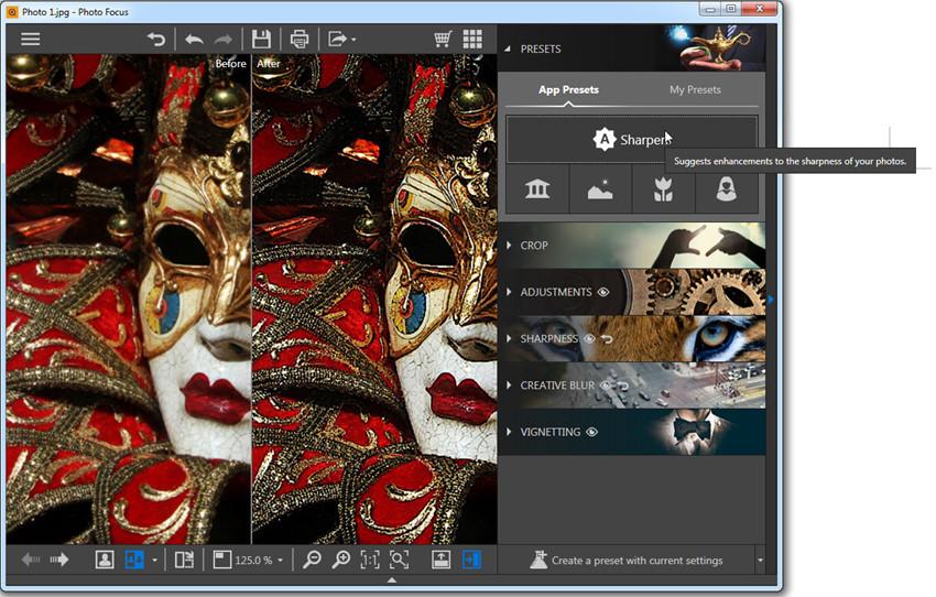 All Ways to Deblur Photos - 1 Click Sharpen