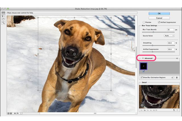 All Ways to Deblur Photos - Save Changes