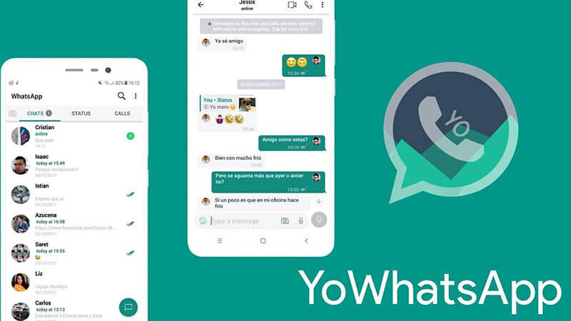 whatsapp mod - youwhatsapp