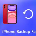 [iPhone] Backup Fallito o Non Riuscito?